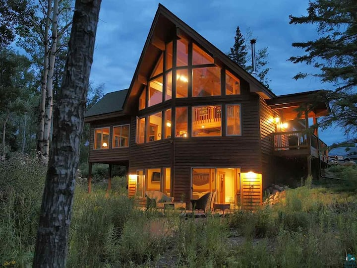 Lutsen Forest Chalet -  minutes to Ski Resort