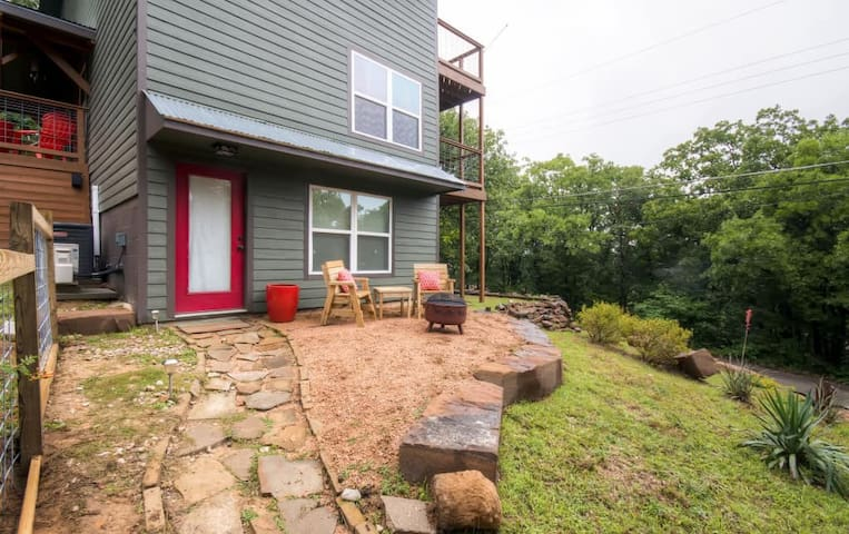 Tranquil Pottsboro Studio w/Private Fire Pit - Pottsboro - Egyéb