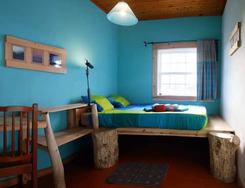 A Barraka Blue Room