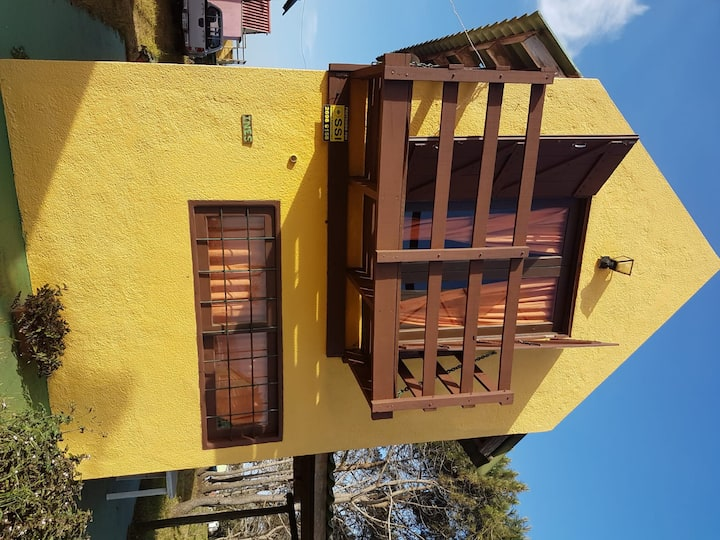 Balcones al Mar ( Cabaña Mercedes)