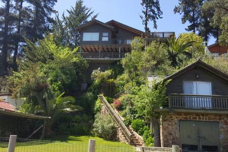 Hermosa casa Lago Vichuquen