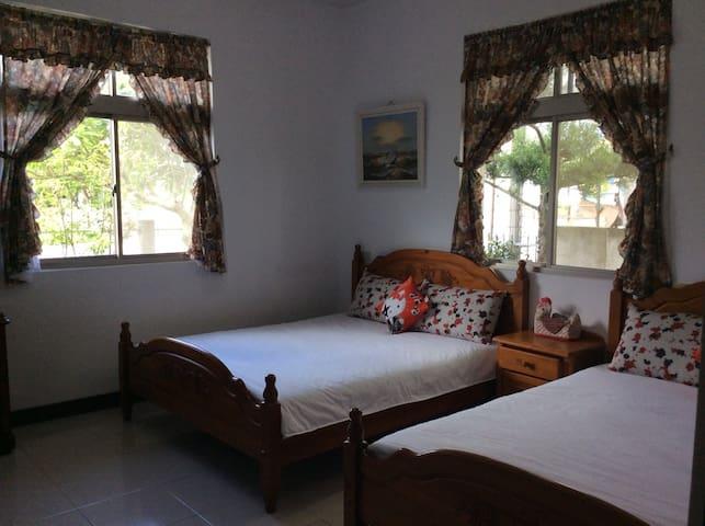 YuanZhongYuan- Quadruple suite#room1