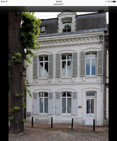 Maison coeur de ville proximité Baie de Somme