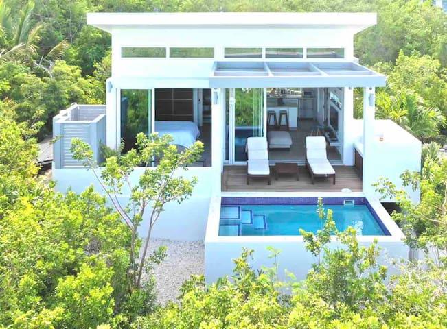 Villa Cocuyo Micro Villa with Blue Mountain Vista