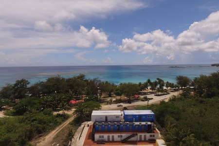 Tinian Oceanview Hotel- Paradise/ parking/ view