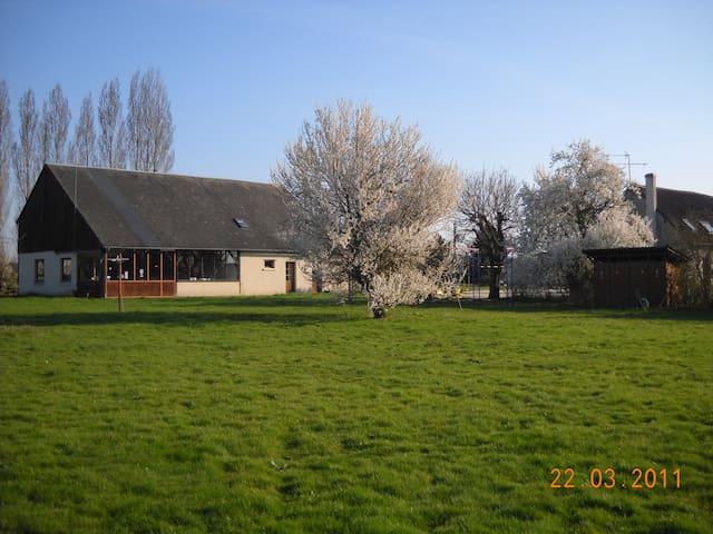 Grand gîte du Domaine de l'Echalier - Vicq-sur-Nahon - Villa