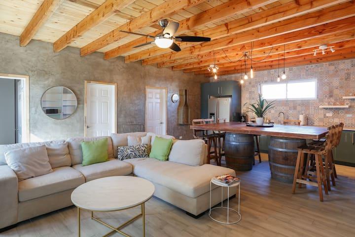 """Finca Webb """"Cabernet Sauvignon"""" our largest house"""