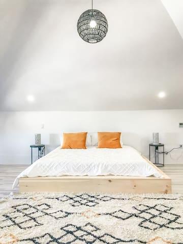 Irresistible loft appartement in Downtown Moncton!