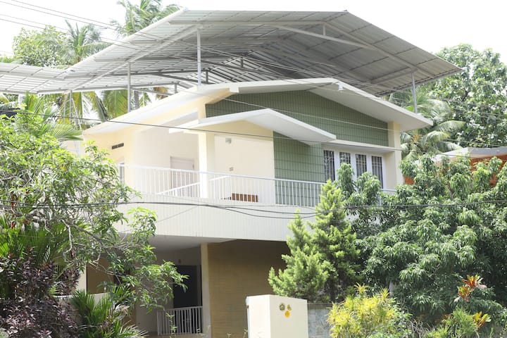 Exclusive home in the heart of Trivandrum