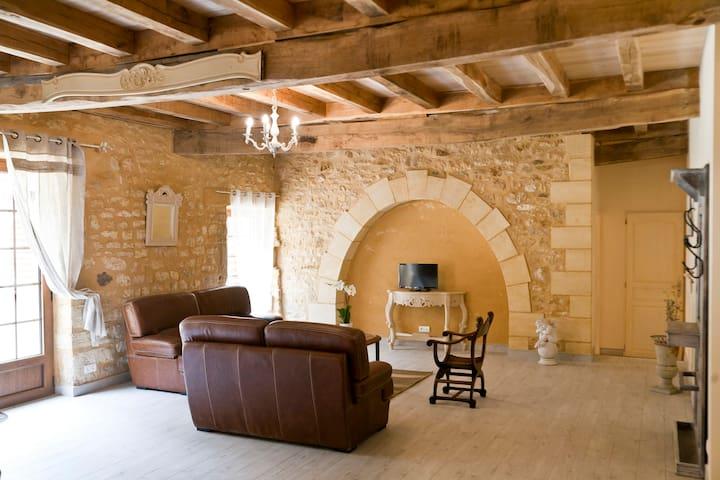 La Grange de Daniel - Sarlat-la-Canéda - Flat