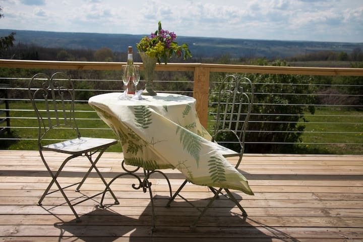 Guest House in the heart of FLX wine country! - Hector - Huoneisto