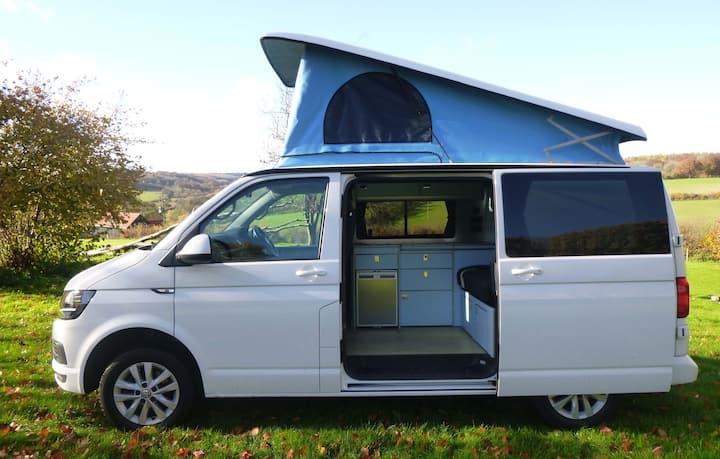VW Campervan (2017) - based just outside London