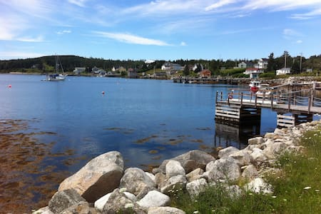 Ketch Harbour retreat, half hour from Halifax - Talo