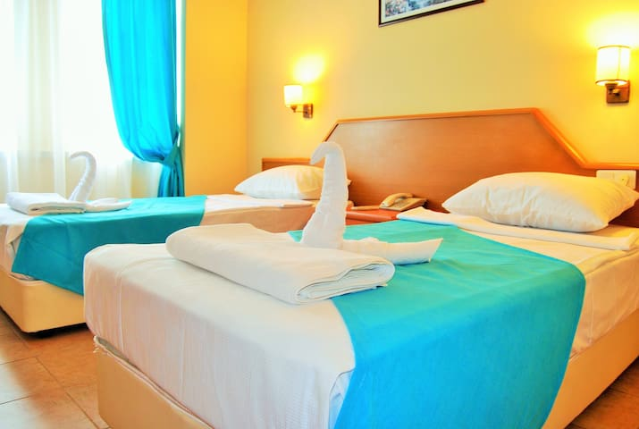 Select Apartment Hotel - Alanya - Lägenhet