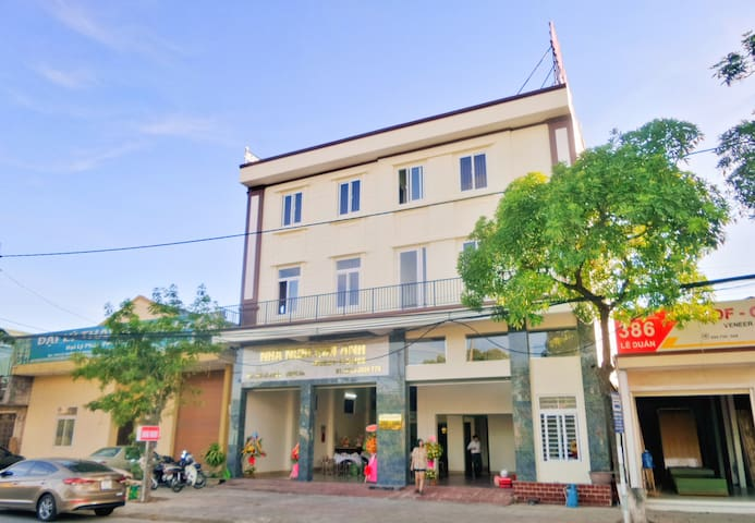 Kim Anh Guest House - Feel peaceful in the city