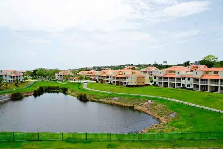 Harbour Lakes Penthouse with Impressive Terrace and Beautiful Ocean View (HL23C) - Palmas del Mar - Talo