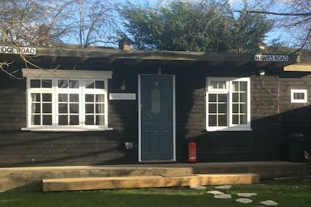 The cosy lodge - Chessington