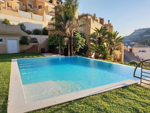 BANYAN COTOBRO. Preciosa casa en Cotobro-Almuñecar