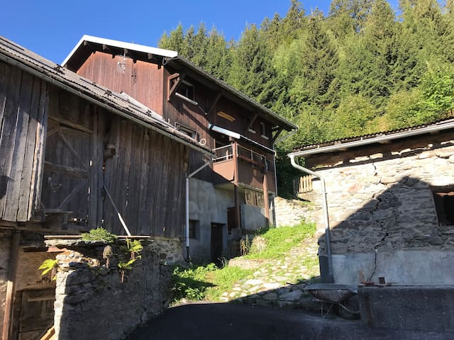 Chambre d'hôtes 2 pers. à l'Art de Vivre en Savoie