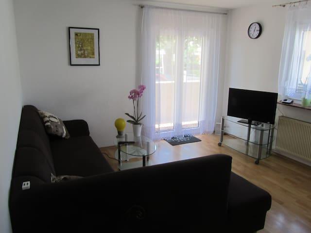 Sonnige 3-Zimmer Wohnung mit Terrasse