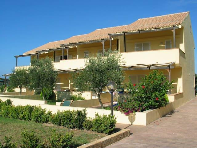 Appartamento Residece Capopiccolo - Isola di capo Rizzuto - Hus