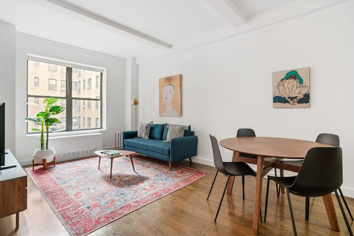 Fabulous 1BR in The Greystone Near Central Park