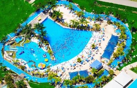 Venha conhecer o maravilhoso Parque Aquático