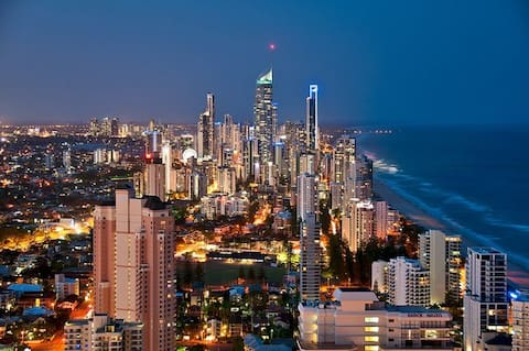 Gold Coast (broadbeach) private room