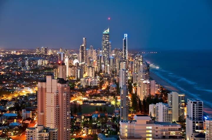 Gold Coast (broadbeach) private room