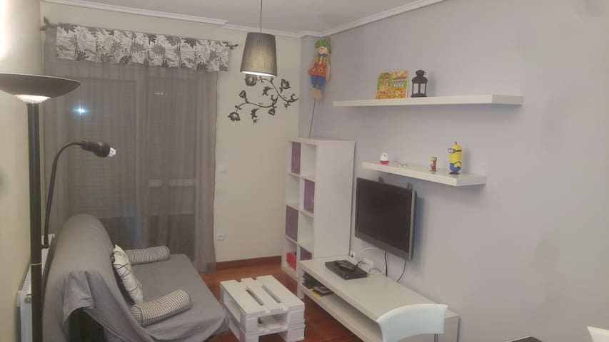 Apartment with 2 rooms. - Gibaja - Διαμέρισμα