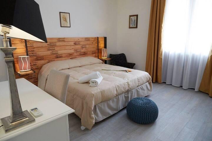 Camere con vista giardino - Castelvetrano - Penzion (B&B)