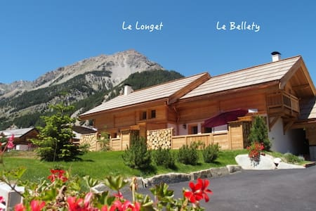 LE BELLETY classified chalet ****