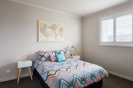 Private Rms, Lounge Rm & Bathroom! - Footscray - Haus