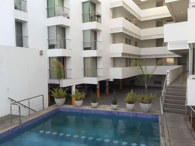 Bonito Departamento Céntrico en SLP - San Luis Potosí - Apartment