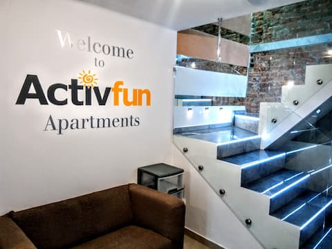 Apartamenty Activfun aktywny wypoczynek w górach.