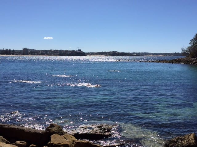 Enjoy staying in the heart of Manly