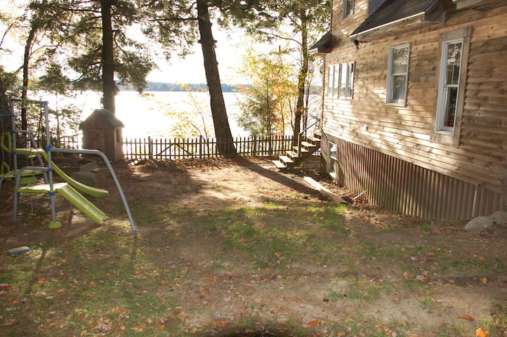 Lakehouse for summer weekly rental - Madison - Casa