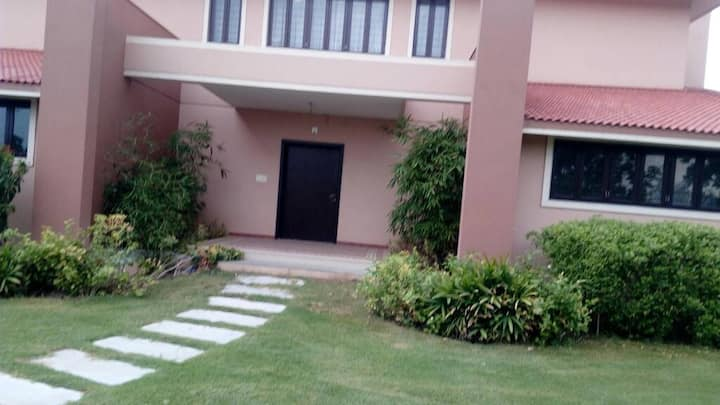 Golf Villa Near Ahmedabad