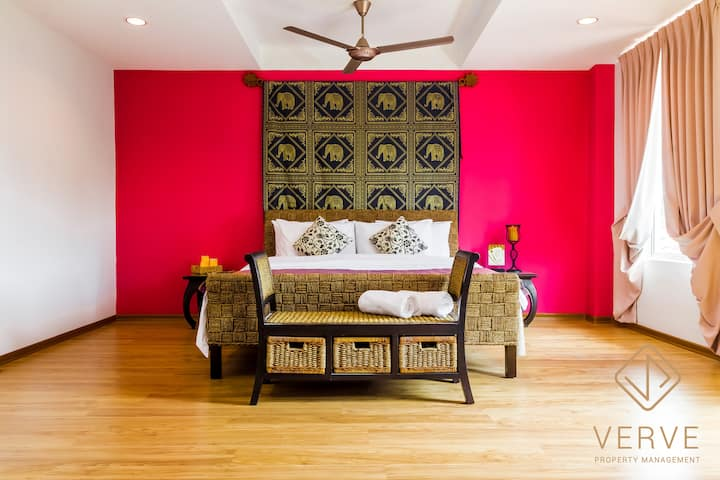 Bali Boutique Villa by Verve [Superior King Room]