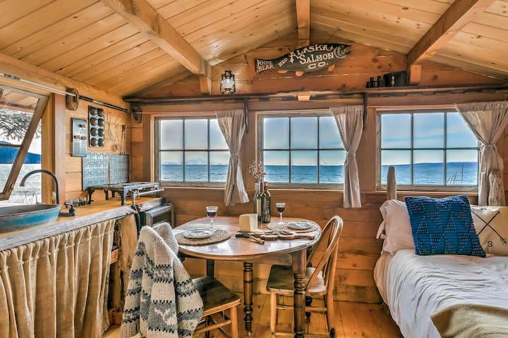 Cannery Cabin, Kachemak Bay Oceanfront