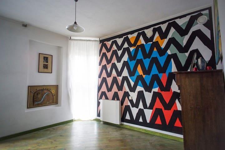 B31 - art room E - double - Warszawa - Talo