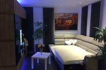 MESSE - 4 Doppelzimmer in 1 Haus
