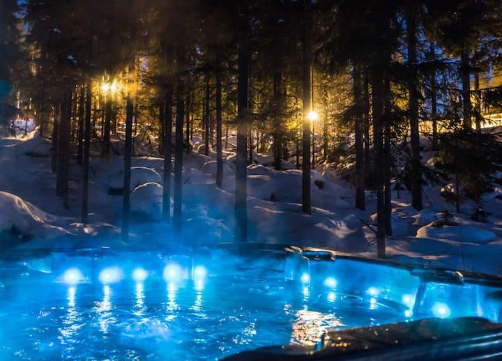 Villa Rinnesappee Ski-in/Ski-out