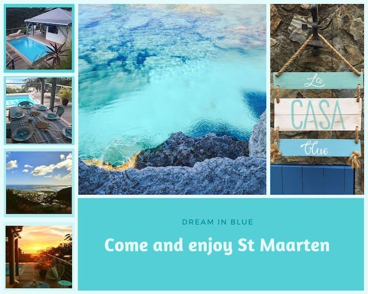 Casa Blue Sint Maarten