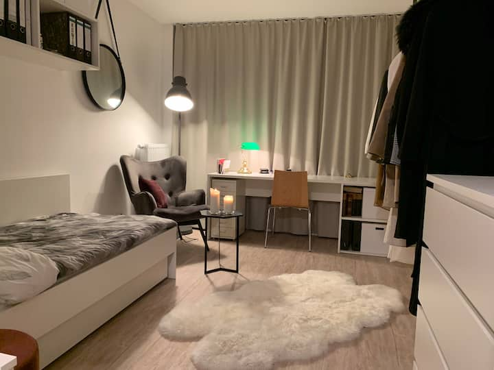 Cozy Studio Apartment near University