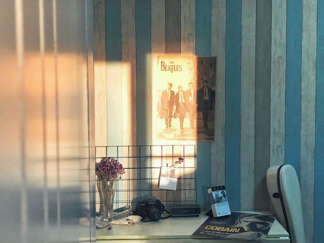 【艺术の假期】国贸CBD金台夕照之中「复古艺术坊之旅」
