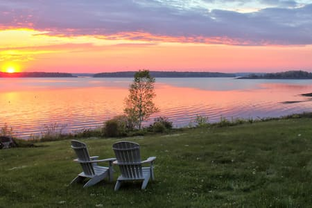 Sunset Cove - Harpswell - Hus