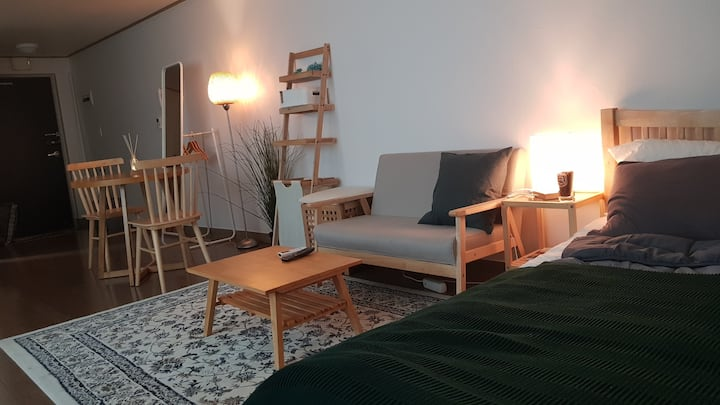 New!! goen's cozy house#2 near by youngsan itaewon