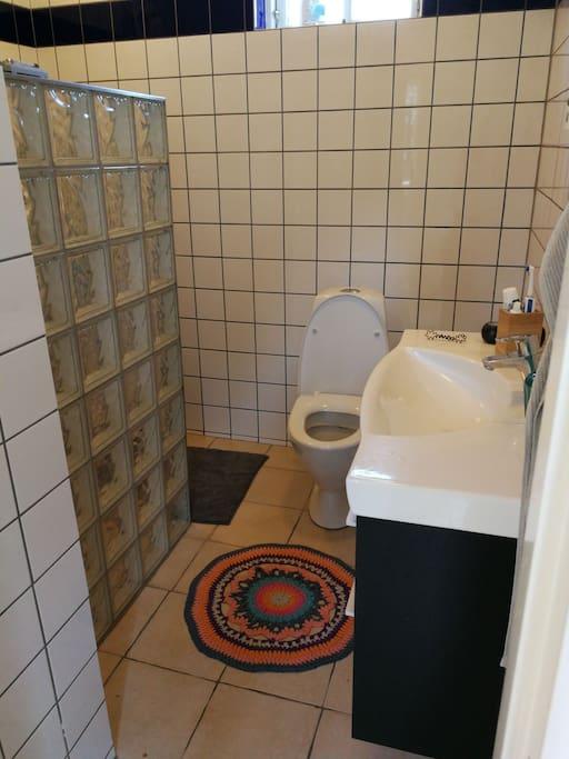 Bade værelse