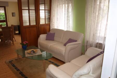 Großzügige Ferienwohnung im historischen Ortskern - Ediger-Eller - Apartamento